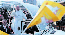 Papa Francesco a Napoli, ecco il dispositivo di traffico