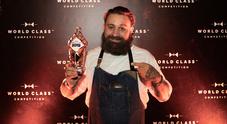 Diageo Reserve World Class 2019, è napoletano il miglior bartender d'Italia