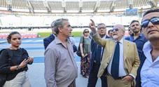 Napoli, gli imprenditori a muso duro: «Braccino corto? De Laurentiis ingeneroso»