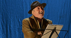 «Novecento» di Baricco con Eugenio Allegri al teatro Sannazaro