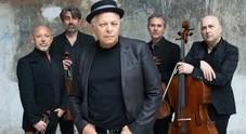 Sorrento, concerto di Enzo Gragnaniello con il Solis String Quartet