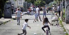 Immagine Bimba rom ferita a Roma: inchiesta per lesioni