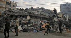 Gaza, fragile tregua dopo 460 lanci di razzi su Israele