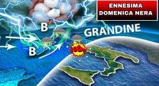 Meteo, torna il maltempo: allerta al centro-nord, piogge e temporali