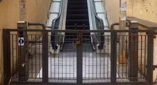 Napoli, chiuse le scale mobili di San Martino: manca il personale