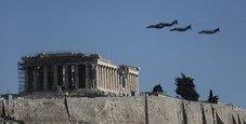 Immagine Tensione in Grecia, jet turchi contro Tsipras