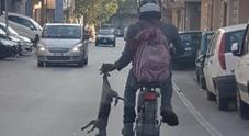 Immigrato trascina un gatto in motocicletta, scena horror a Rosarno
