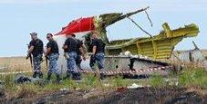 Immagine Aereo abbattuto in Ucraina, la Russia nega missili