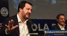 Salvini: Berlusconi venga dal notaio a firmare patto anti-inciucio