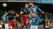 Il Napoli è vivo, la Juve è più vicina