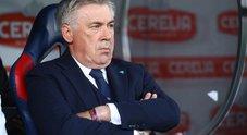 Il Napoli si arrende 3-2 a Bologna: Ancelotti non supera il primo Sarri