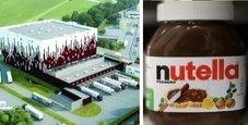 Immagine Nutella, Ferrero sospende produzione in Francia