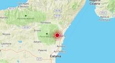Terremoto sull'Etna di 3.3, paura da Catania a Messina nella notte