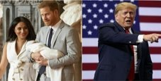 Immagine Meghan snobba Trump: non sarà a Buckingham