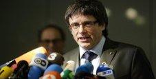 Immagine Tribunale Supremo rifiuta l'estradizione di Puigdemont