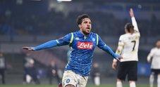 Troppo Napoli per lo Zurigo: 2-0 e ora testa agli ottavi di finale