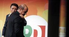Governo, i renziani chiedono posti, Zingaretti li frena: «Adesso tratto soltanto io»