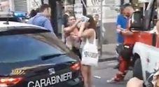 Napoli, nuovo episodio choc al Vasto: «Pugni in faccia a una ragazza da un extracomunitario»