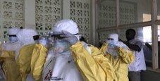 Immagine Ebola, tre malati rapiti per essere portati in chiesa