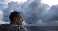 Nuova minaccia alle Hawaii: arriva la nube tossica del vulcano Kilauea