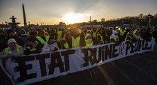 Gilet Gialli, la protesta continua: 150 blocchi sulle autostrade regionali