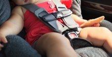 Immagine Morto bimbo lasciato per ore in auto sotto il sole