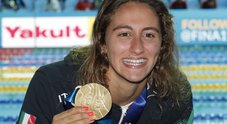 Quadarella, la favola è d'oro: campionessa del mondo nei 1500