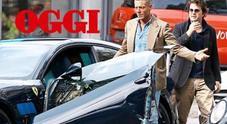 Lapo Elkann e la Ferrari distrutta da fermo: il danno supera 30mila euro