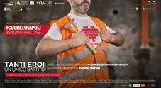 Il #CuorediNapoli batte tra la gente: webfaro e cortometraggio ai Quartieri Spagnoli