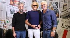 Capuano si dà alla commedia con Biagio Izzo: «Tamarro sì, ma italiano»