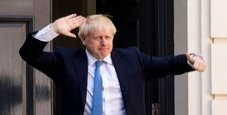 Immagine Johnson leader Tory: è il nuovo premier