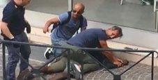 Immagine Arresto in stile Miami Vice tra selfie e applausi