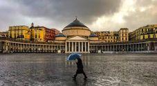 Allerta meteo su tutta la Campania: scuole chiuse a Napoli e provincia