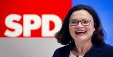 Immagine Nahles prima donna