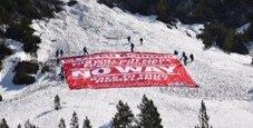 Immagine Tensione al confine tra antifascisti italo-francesi