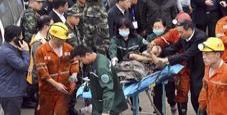 Immagine Esplosione in miniera, due morti e 19 dispersi