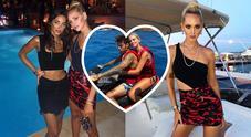 Chiara Ferragni e Fedez, vacanza da innamorati prima del matrimonio: a Formentera tra moto d'acqua e serate