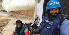 Immagine Siria, Micalizzi torna a casa: è in volo verso l'Italia