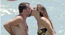 Matteo Salvini e Francesca Verdini, baci hot a Milano Marittima