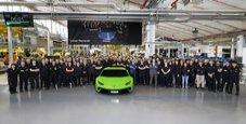 Immagine Lamborghini e Coca Cola: il sogno degli italiani