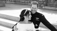 Harry e Meghan, ecco le prime foto ufficiali del royal wedding