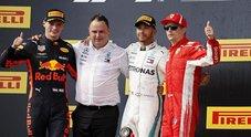 Gp Francia, il trionfo di Hamilton: Vettel sbatte subito e chiude quinto