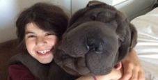 Immagine Isabel muore a 9 anni: mangia biscotto sbagliato