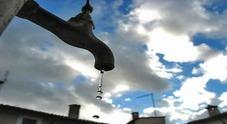 Pozzuoli resta cinque giorni senz'acqua: stop da lunedì fino a venerdì
