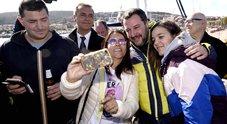 Diciotti, domani il M5s vota su Salvini. Lui: «Sono sereno, ho difeso la sicurezza dei cittadini»