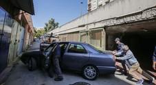 Alto impatto, operazione di polizia nel «Bronx» di San Giovanni contro le «stese»: trovata auto blindata