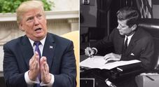 Trump annuncia: «Divulgherò i documenti top secret sulla morte di Kennedy»