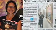 Monza, minacce a guida napoletana Lei: «Mi arrendo, devo chiudere»