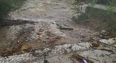 Bomba d'acqua su Napoli: esonda l'Alveo dei Camaldoli, case allagate e feriti