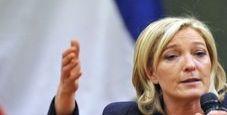 Immagine Marine Le Pen, il Tribunale Ue: «Restituisca 298mila euro»